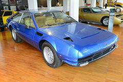 Lamborghini Jarama 400 GT Royalty Free Stock Photo