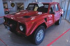 Lamborghini LM002 images libres de droits