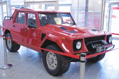 Lamborghini LM002 Stock Photography