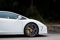 Lamborghini lp560-4 Super Auto Stock Afbeelding