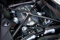 Lamborghini LP700-4 Super Car 2013 Limited Edition Stock Images