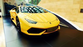 Lamborghini stock image