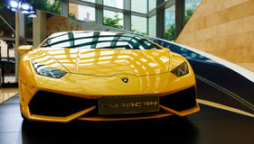 Lamborghini Royalty Free Stock Photo