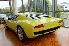 Lamborghini Miura Stock Photography