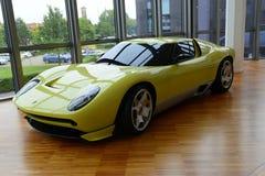 Lamborghini Miura Royalty Free Stock Images