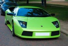 Lamborghini Murciélago Lizenzfreies Stockfoto