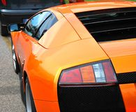 Lamborghini Murcielago Royalty Free Stock Photography