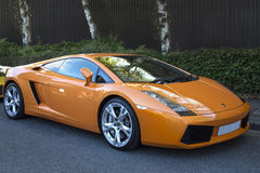 Lamborghini Murcielago Arkivbilder