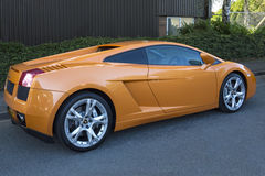 Lamborghini Murcielago Royalty Free Stock Photos