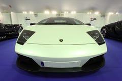 Lamborghini Murcielago 免版税库存照片