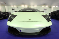 Lamborghini Murcielago Royaltyfri Foto