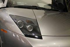 Lamborghini Murcielago front details Stock Photos