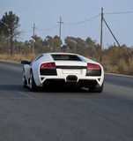 Lamborghini Murcielago LP640 Stock Photos