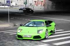 Lamborghini Murcielago Stock Photos