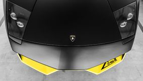 Lamborghini murcielago stock image