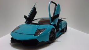 Lamborghini Murcielago SV (SuperVeloce) italian sports car Stock Photography