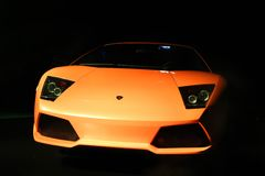 Lamborghini Murcielago Royalty Free Stock Photo
