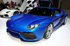 Lamborghini novo Asterion Foto de Stock Royalty Free