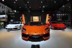 Lamborghini  pavilion Stock Image