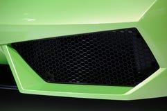 Lamborghini samochodowy lotniczy nabór Obrazy Stock