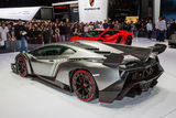 Lamborghini Sesto Elemento Royalty Free Stock Photos