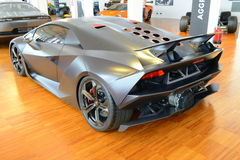 Lamborghini Sesto Elemento Royalty Free Stock Photo
