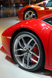 Lamborghini  sport car Royalty Free Stock Photo
