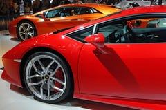 Lamborghini  sport car Royalty Free Stock Images