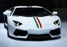 Lamborghini Sport Car Royalty Free Stock Photo