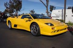 Lamborghini Royalty Free Stock Images