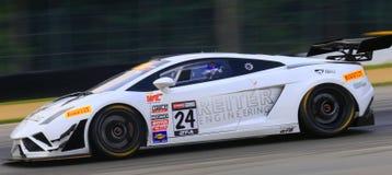 Lamborghini super car Royalty Free Stock Photography