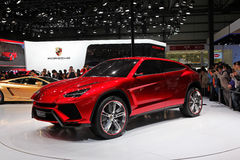 Lamborghini Urus Royalty Free Stock Images