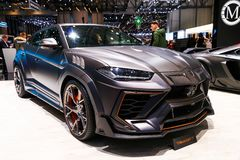 Lamborghini Urus Venatus