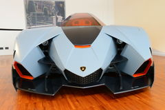 Lamborghini Egoista prototype Royalty Free Stock Images