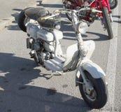 Lambretta Royalty Free Stock Photos