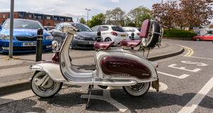 Lambretta Scooter 1960 A Royalty Free Stock Photography