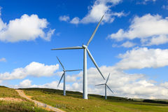 Lambrigg Wind Farm Royalty Free Stock Photography