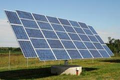 lambrisse solaire Photographie stock