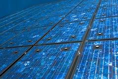 lambrisse solaire Image libre de droits