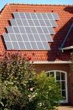 lambrisse solaire image stock