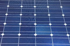 lambrisse solaire Photos stock
