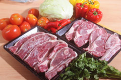 LambShoulder Images stock