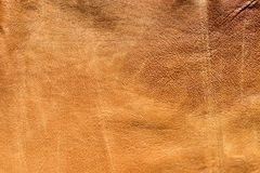 Lambskin leather. Vintage look Italian lambskin leather for background use Royalty Free Stock Photos