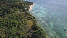 Lambug海滩 影视素材