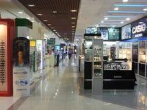 Lamcy Plaza στο Ντουμπάι, Ε.Α.Ε. Στοκ Φωτογραφίες