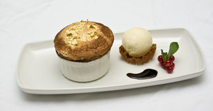 Lame d'or souffle6 Photo stock