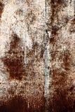 Lame en acier corrosive Images libres de droits