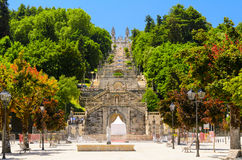 Lamego, Portogallo Fotografia Stock