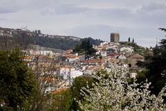 Lamego Portogallo Fotografie Stock Libere da Diritti