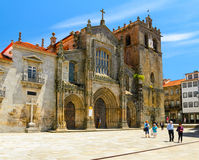 Lamego, Portugal Photographie stock